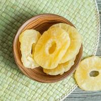 Цукаты из ананаса кольцами