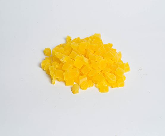 Цукаты из ананаса крупными кубиками