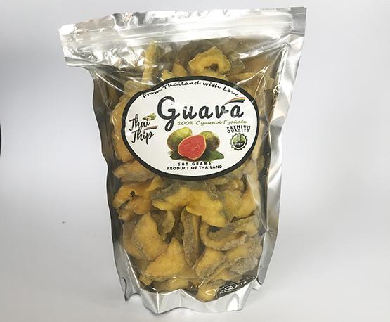 Цукаты из гуавы без сахара «Thai Thip» 500 г