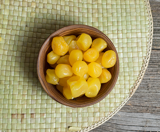 Кумкват желтый в сиропе