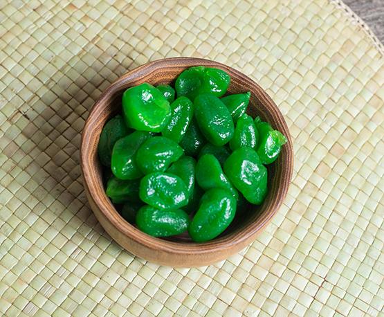 Кумкват зеленый в сиропе