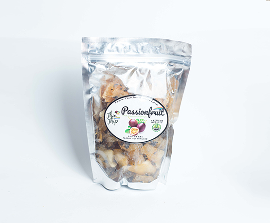 Цукаты из маракуйи без сахара «Passionfruit»