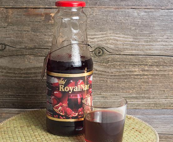 Гранатовый сок натуральный