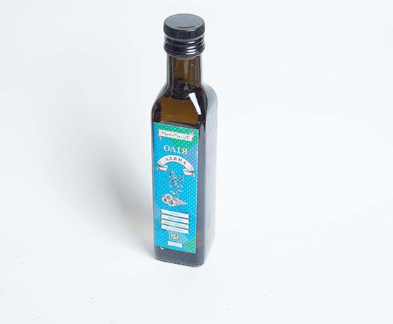 Льняное масло 250 мл