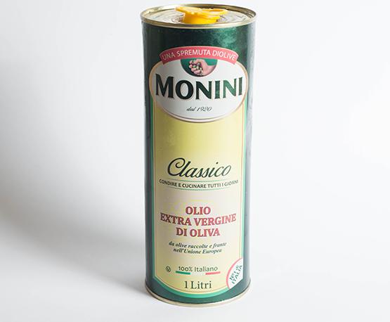 Оливковое масло «Monini» первого отжима