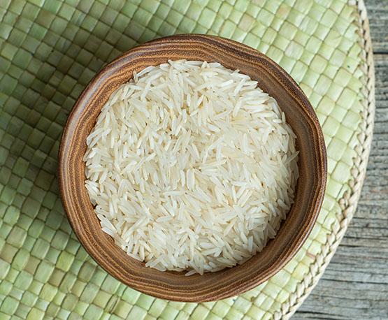 Рис «Басмати» непропаренный