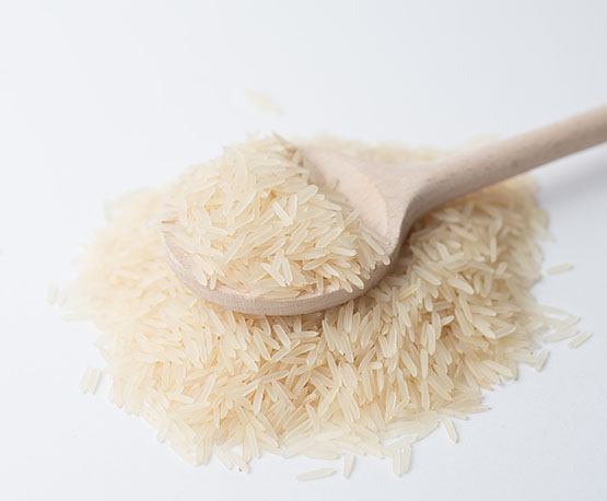 Рис «Басмати» пропаренный