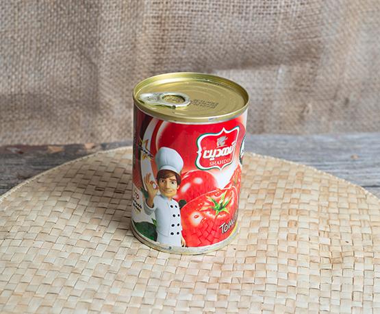 Натуральная томатная паста 330 г