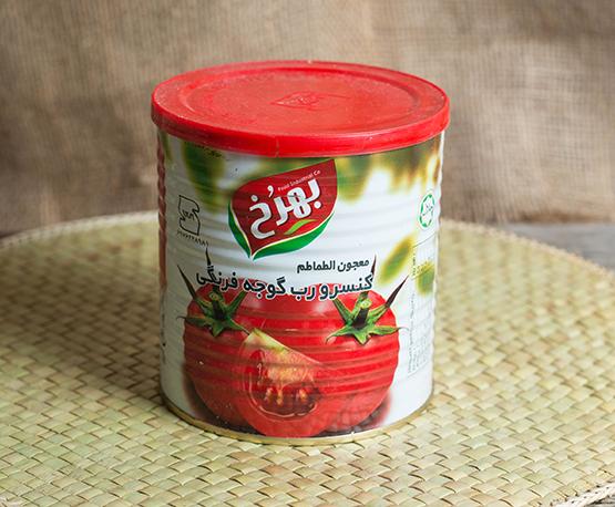 Натуральная томатная паста 800 г