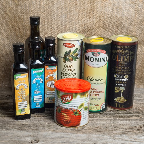 Растительные масла и консервация