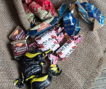 Российские конфеты