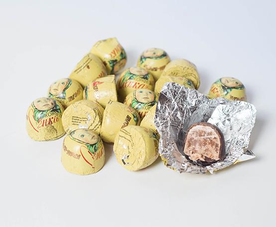 Конфеты «Аленка» крем-суфле