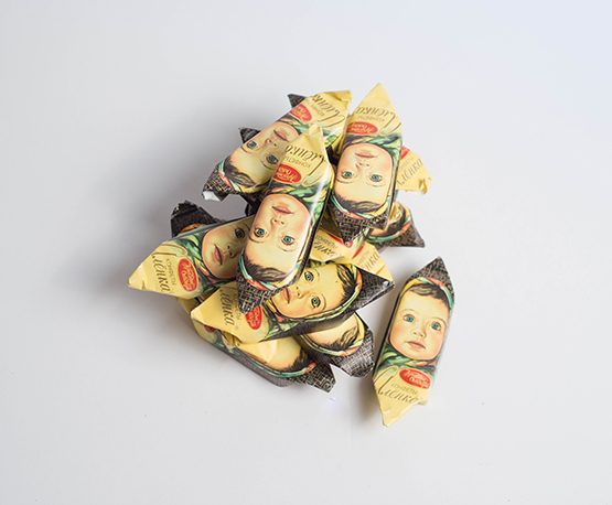 Конфеты «Аленка» вафельные