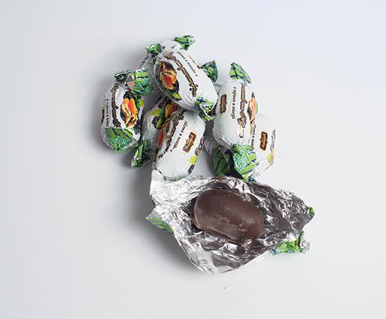 Конфеты «Чернослив и курага с орехом»
