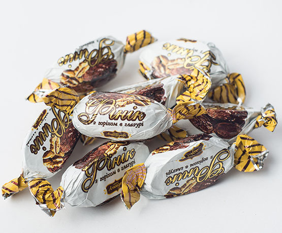 Конфеты «Финик с орехом»