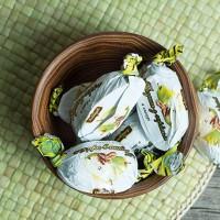 Конфеты «Груша с орехом»