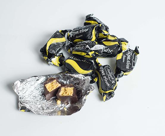 Конфеты «Пралине Лимон»