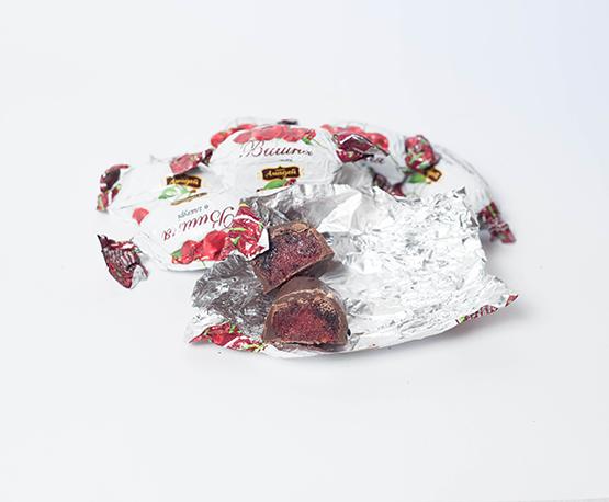 Конфеты «Вишня в глазури»