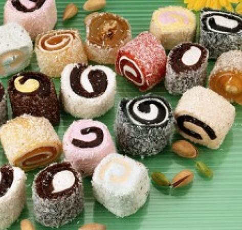 Рахат-лукум - сладость для всей семьи